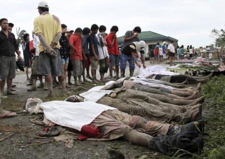 typhoon in philippines