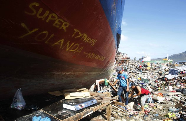 Super Typhoon Yolanda Brought Tragic Devastation to Visayan Region