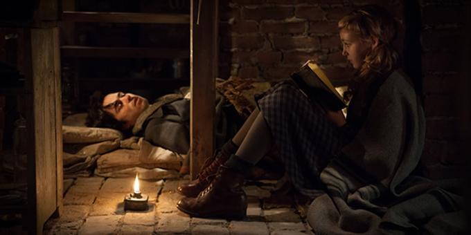 Book Thief Holocaust movie
