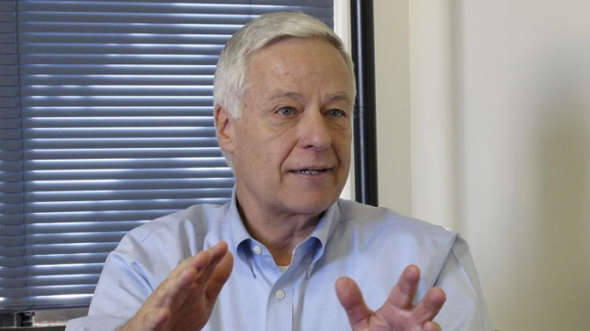 Mike Michaud Would Be the Nation's First Openly Gay Governor