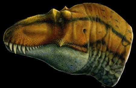 L. argestes predator dinosaur