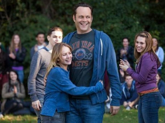entertainment, sperm donor, vince vaughn, delivery man