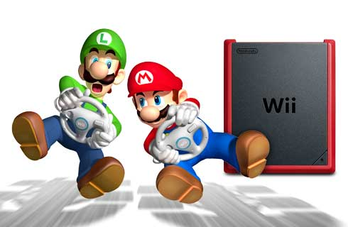Nintendo Wii Mini with Mario Kart Release Date