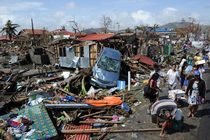 Philippines: The Poor Paying for the Rich