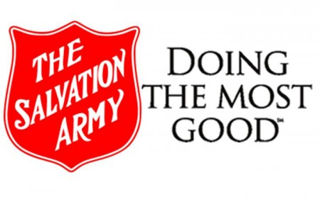 The Salvation Army holds strong