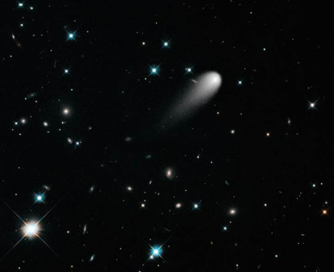 Comet Ison Comet of the Century or Not?