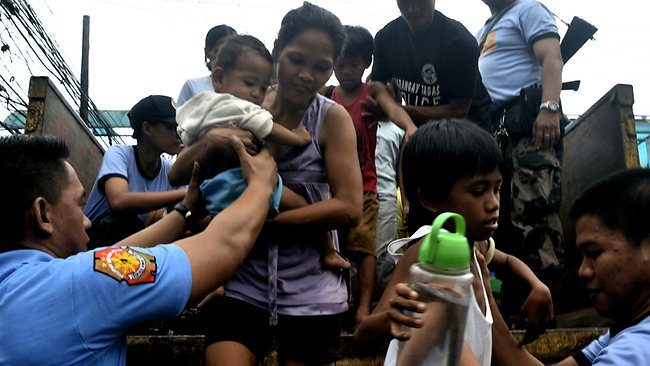 Philippines Flattened by Typhoon Haiyan – Worse than Katrina