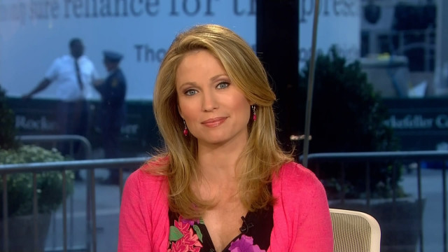 Amy Robach Has a Second Tumor Found