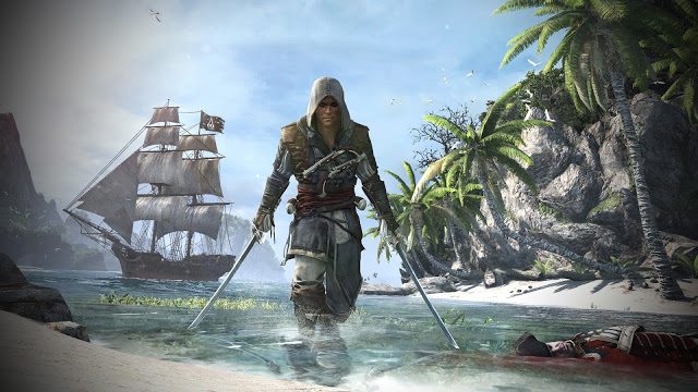Assassins Creed 4 Black Flag Coming to PC