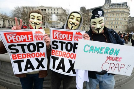 Bedroom Tax