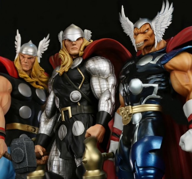 Thor-Marvel's Most Marvelous Variations