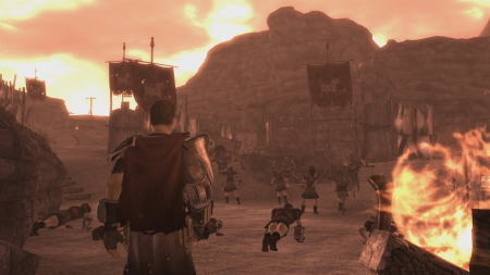 Caesar's Legion from Fallout New Vegas