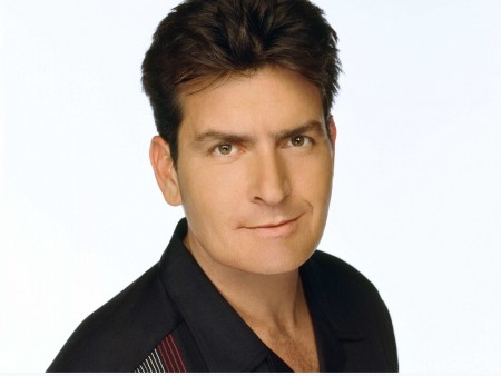 Charlie Sheen Says He'll Burn the House Down