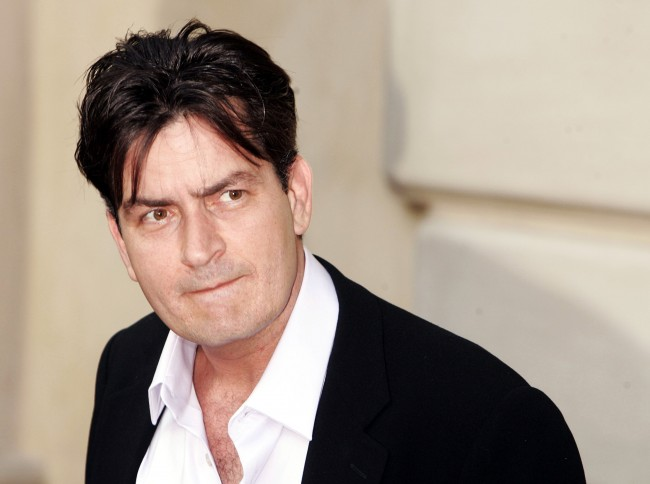 Charlie Sheen rages against Ex