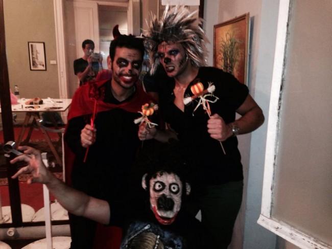 Halloween Egypt