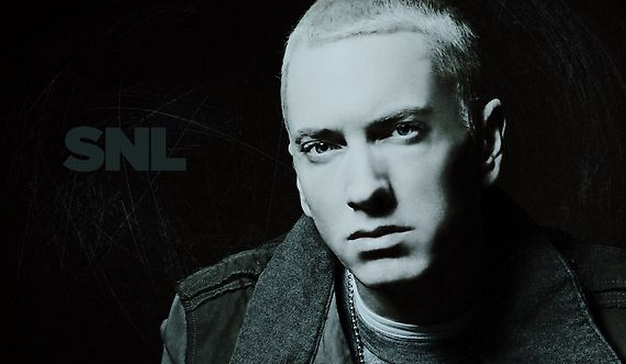 Eminem Rick Rubin and Skylar Grey perform MMLP2 tracks on SNL
