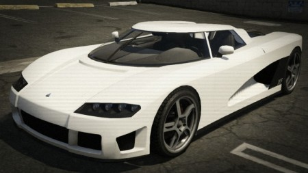 Entity XF vehicle from GTA V