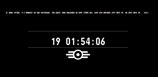 Fallout 4 countdown timer