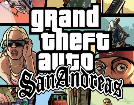 GTA: San Andreas, technology, entertainment, gta, mobile