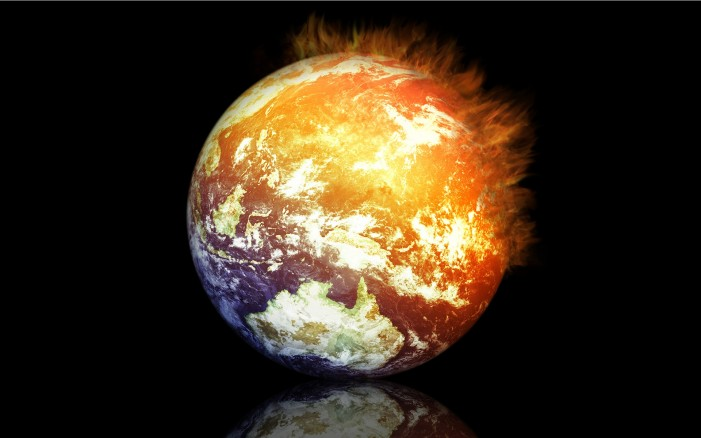 Global Warming and Government's Inaction Will Soon Destroy World