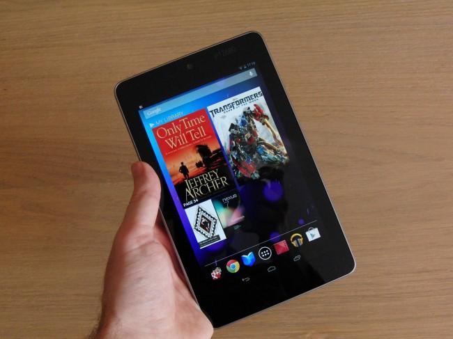 Лидером рейтинга самых востребованных стал Android-планшет ASUS Google Nexu