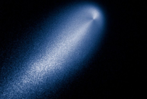 Sun may melt ISON comet