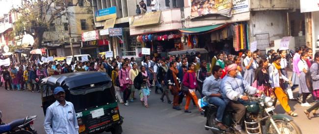 Assam rape festival, police