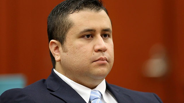 Zimmerman Arrested Again