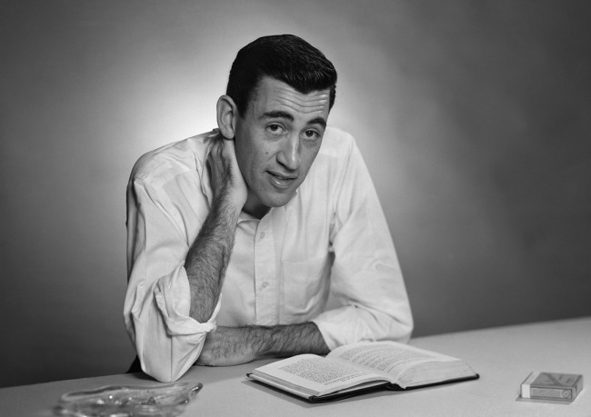 J. D. Salinger, books, transcripts