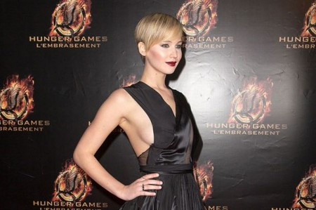 Jennifer Lawrence wardrobe malfunctions