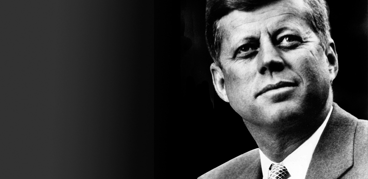 John F. Kennedy – Treason Doth Never Prosper