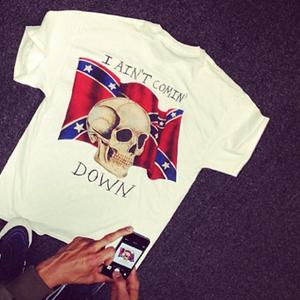 Kanye West Yeezus t shirt