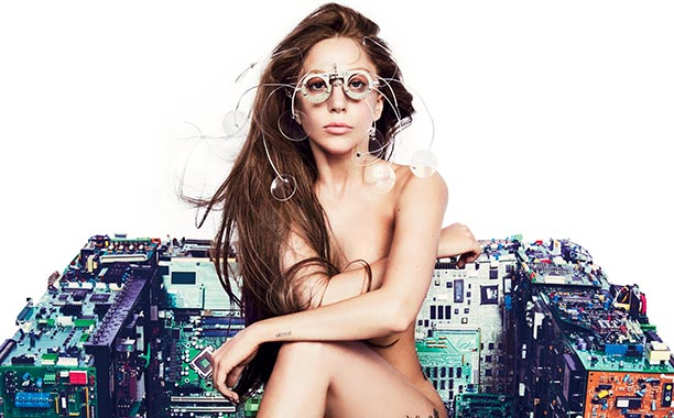 Lady Gaga Hits Number One With ArtPop