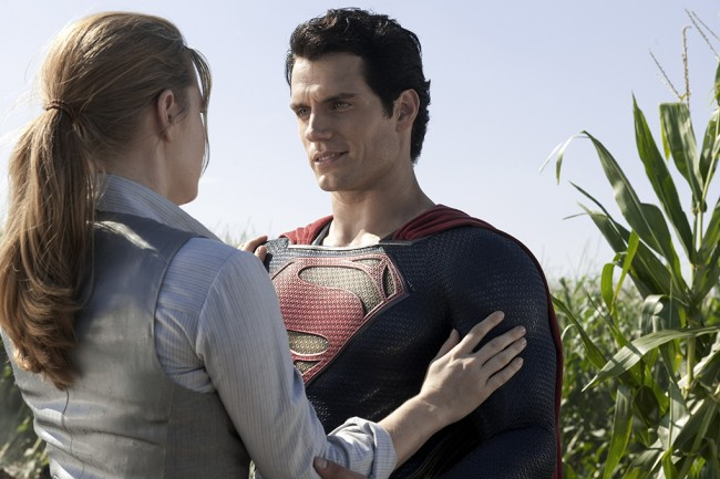 Man of Steel Home Video Review