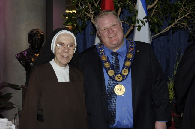 Rob Ford uses drugs like other government officials