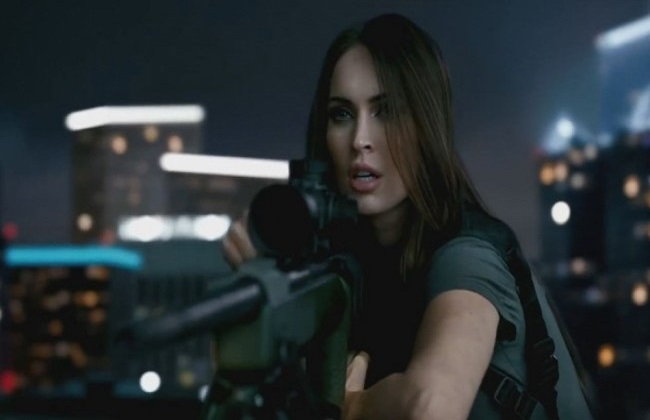Megan Fox is the face for the brand new shooter for 'Call of Duty: Ghosts""