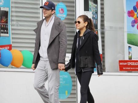 Ashton Kutcher and Mila Kunis That '70s Show Romance Finally Realized