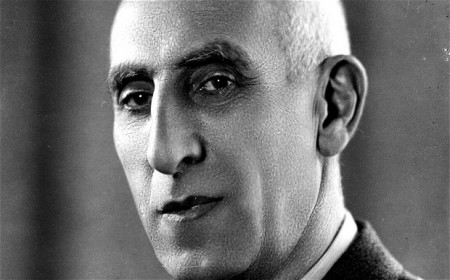 Mossadegh was a visionary and democracy advocate