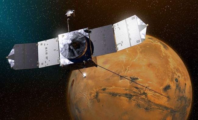 NASA to explore Mars atmosphere using MAVEN spacecraft