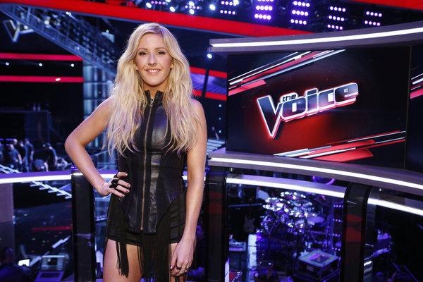The Voice Ellie Goulding November 26, 2013