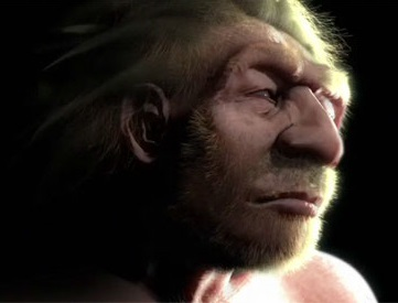 Neanderthal noses are bigger than modern day man
