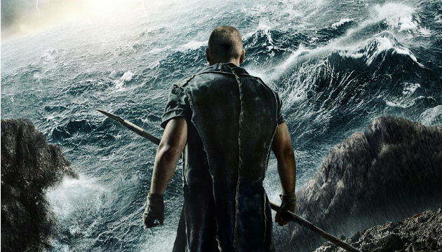 Noah Trailer(s), both featuring Russell Crowe and Emma Watson, debuted today