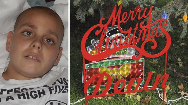 Ohio Boy Devin Kohlman Who Had Early Christmas Dies