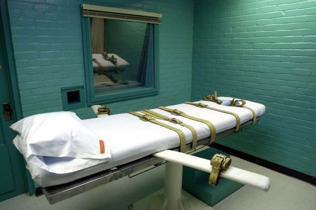 Ohio execution delayed child rapist and murderer to donate organs