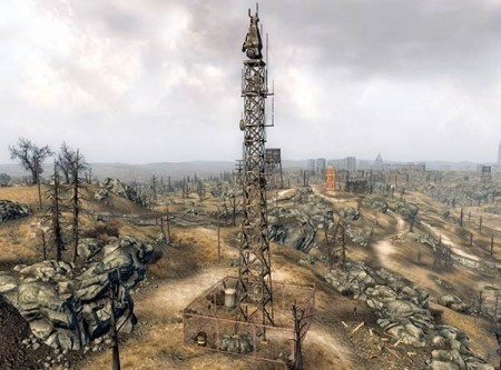 Oscar Zulu message played out from Fallout 3