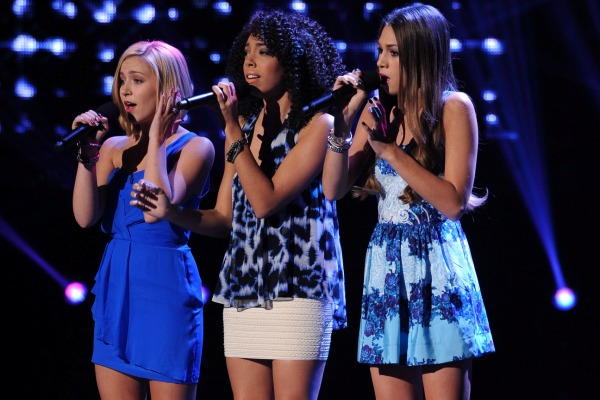 The X Factor Sweet Suspense November 13, 2013