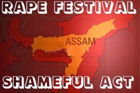 Assam Rape Festival