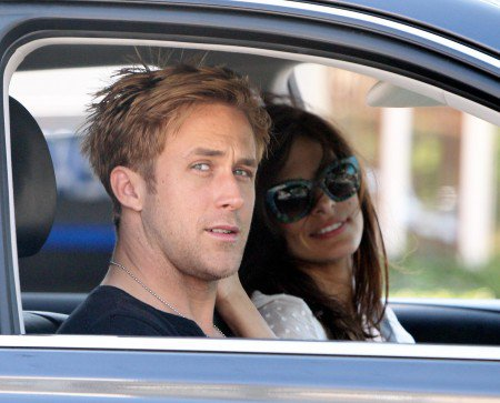 Ryan Gosling and Eva Mendes Doing an Orlando Bloom and Miranda Kerr?
