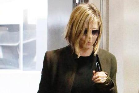 Jennifer Aniston Latest Female Celeb on the Short List