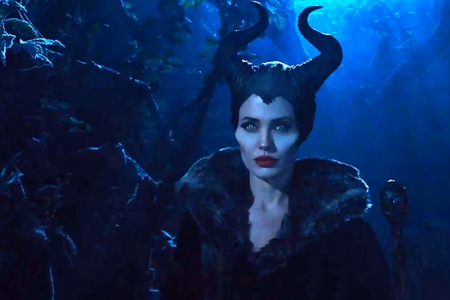 Angelina Jolie is Disney Version of Charlize Theron